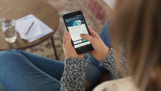 Les étudiants retrouvent sur l'application mobile leurs notes, leur planning; leur absences… - © D.R.