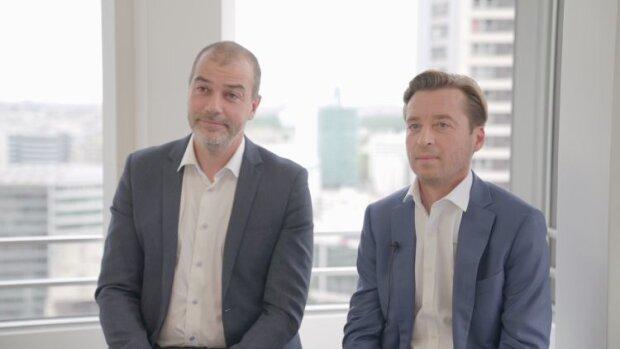 HR Path: François Boulet et Cyril Courtin, dirigeants et cofondateurs - © D.R.