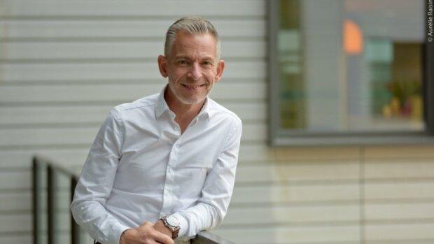 Laurent Rousset, directeur des opérations digitales d'Adecco