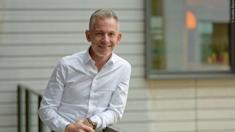 Laurent Rousset, directeur des opérations digitales d'Adecco - D.R.