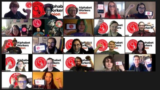Alphabet Workers Union: une première tentative forte de créer un syndicat chez Google - © D.R.