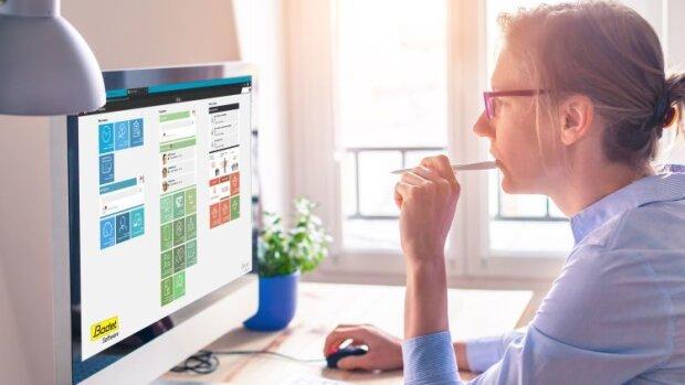 Découvrez le nouveau logiciel SIRH Kelio de Bodet Software - © D.R.