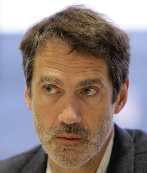 Benoît Tock, vice-président Formation et professeur d'histoire - © D.R.