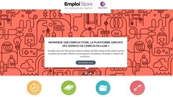 Pôle emploi lance la plateforme de services Emploi Store - D.R.