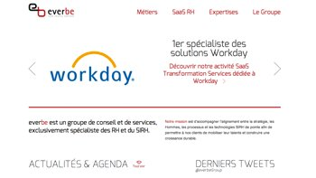EverBe mise sur Workday - D.R.