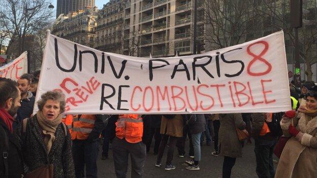 Manifestation - © Hervé Christofol