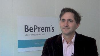 4 min 30 avec Hervé de Kermadec, co-fondateur de BePrem's - D.R.
