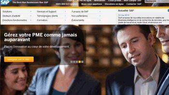 L'éditeur SAP lève le voile sur sa stratégie - D.R.