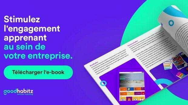 GoodHabitz: un e-book pour stimuler l'engagement apprenant - © D.R.