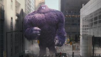 Résultats monstres pour la nouvelle campagne publicitaire de Monster - D.R.