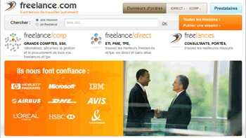 Freelance.com, avec ses 50 millions € de CA, peut-il inspirer les job-boards? - D.R.