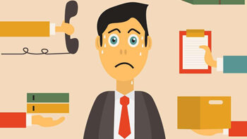 Epuisement professionnel : comment reconnaître les symptômes ? - D.R.