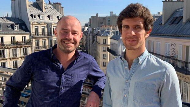 Frédéric Remeur et Renaud Lerooy, cofondateurs de Homeland - © D.R.