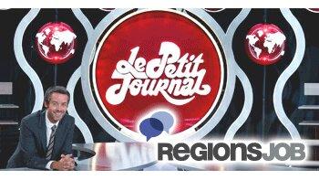 RegionsJob sera le sponsor du Petit Journal à la rentrée - © D.R.