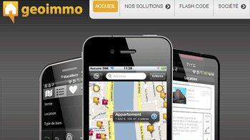 Geoimmo : une multitude de solutions mobiles pour les agences immobilières - D.R.