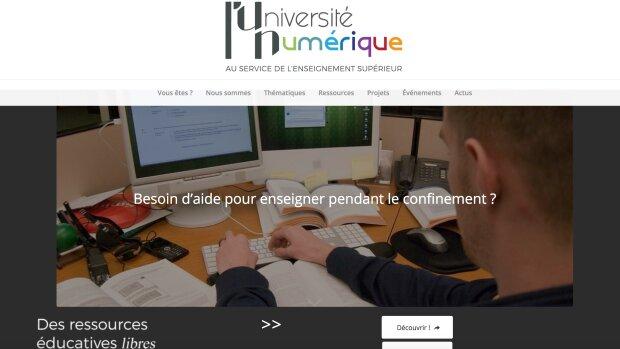 Comment les UNT (Universités numériques thématiques) mobilisent leurs ressources