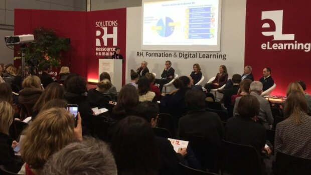 Les Salons Solutions Ressources Humaines & eLearning Expo en mode résilience