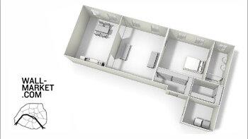 Wall-Market se lance dans la conception de plans 3D - © D.R.