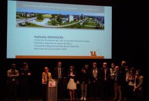 La cérémonie officielle de rentrée universitaire a eu lieu le 21 septembre. - © IC/Campus Matin