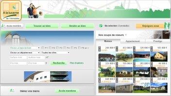Ils ont testé… Les visites virtuelles de biens immobiliers - D.R.