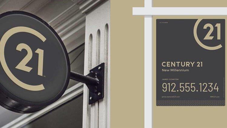 Century 21 dévoile son nouveau logo ! - D.R.
