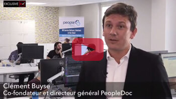 Vidéo - Au cœur de PeopleDoc - D.R.
