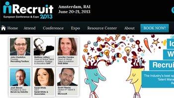 iRecruit : premier grand salon européen dédié au e-recrutement - D.R.
