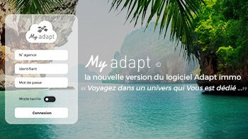 My Adapt : un puissant CRM personnalisable pour une expérience digitale incomparable - D.R.