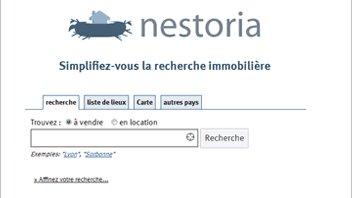 Nestoria, partenaire immobilier de La Tribune - D.R.