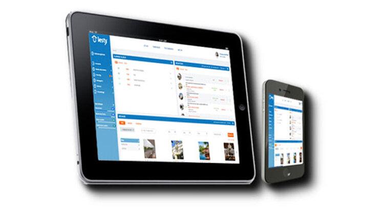 Lesty : un nouveau logiciel immobilier avec reconnaissance vocale - D.R.