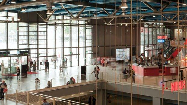 Le Centre Pompidou à Paris accueillera l'événement. - © D.R.