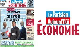 Découvrez le numéro spécial emploi du Parisien Économie du 29 septembre prochain - D.R.