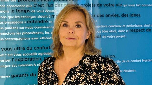 Delphine Rouxel, directrice générale du réseau Nestenn - © D.R.