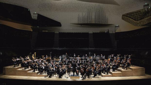 L'ONDIF à la Philharmonie de Paris (19<sup>e</sup>). - © Christophe Urbain
