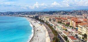 Nice est classé au patrimoine mondial de l'Unesco. - © PT