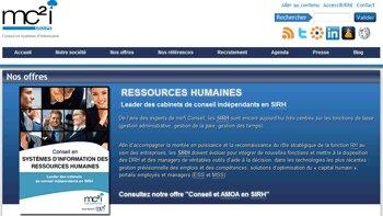 mc2i Groupe annonce un chiffre d'affaire de 29,6 M&euro; - © D.R.