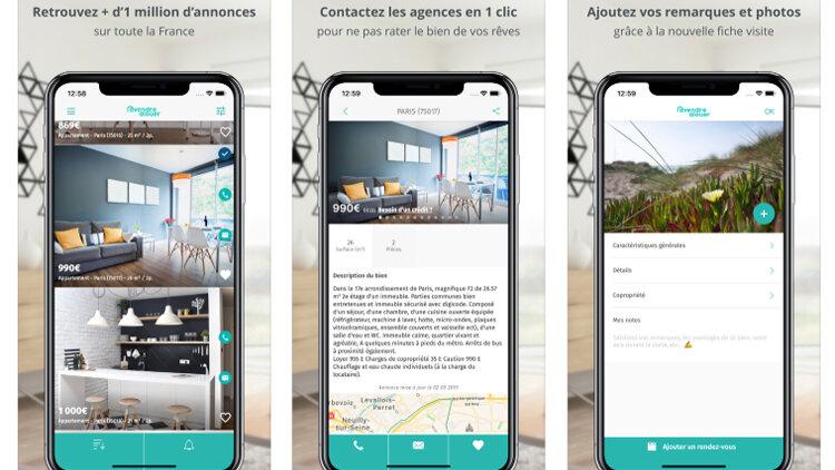 Agents immobilier, faut-il avoir sa propre application iPhone? -