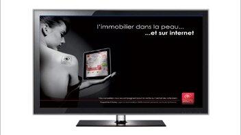 Propriétés-Privées.com revient à la TV et veut doubler son CA - D.R.