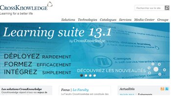 CrossKnowledge lance une nouvelle version de sa plateforme LMS - D.R.