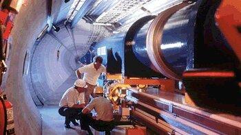 Après le boson de Higgs, le CERN s'attaque à sa CVthèque - D.R.