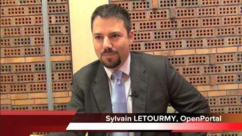 4 min 30 avec Sylain Letourmy, directeur d'OpenPortal HCM - D.R.