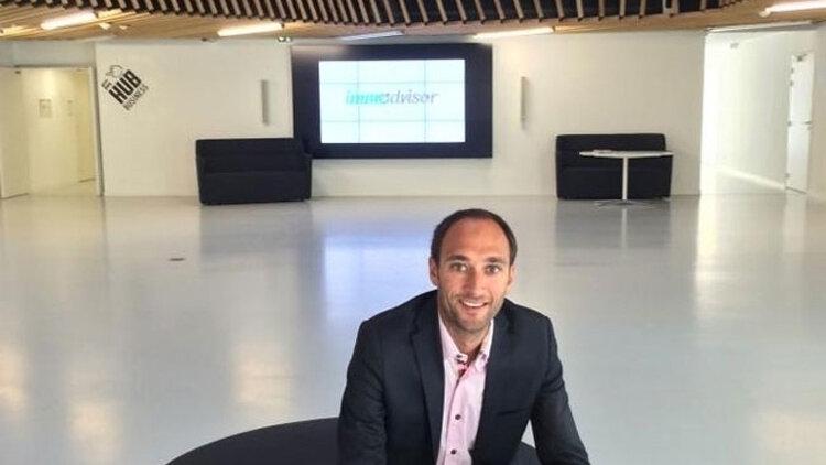 """""""Les avis clients, véritable levier pour booster votre activité sur Immodvisor"""", Jean-Philippe EMERI - D.R."""