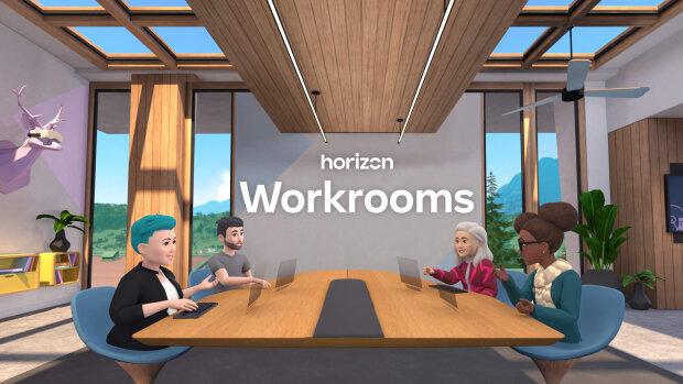 Facebook Horizon Workrooms: le marché des réunions virtuelles en entreprise s'anime - © Facebook