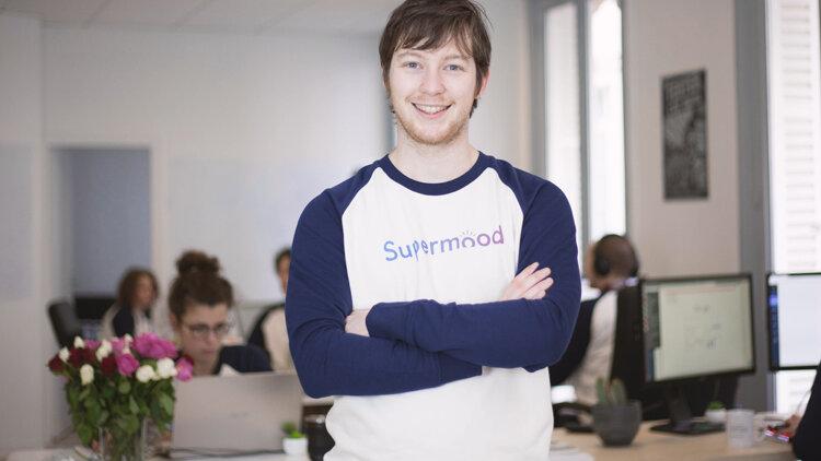 Start-up RH : Supermood capte les attentes des salariés - D.R.