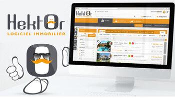 Le logiciel de transaction Hektor s'exporte au Luxembourg - D.R.