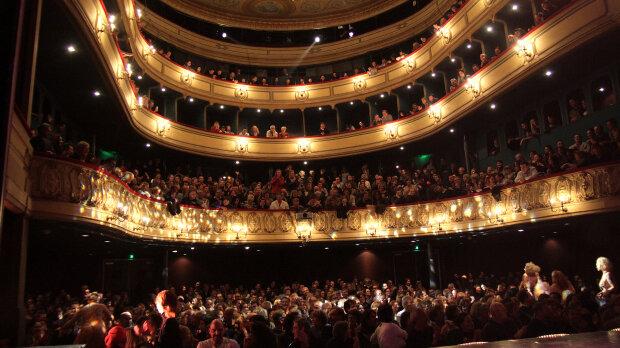Le Théâtre du Gymnase entre en travaux pour plusieurs années. - © Agnes Mellon