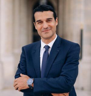 Tawhid Chtioui a été directeur général d'EMLyon un peu moins d'une année avant de créer aivancity