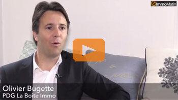 3 min avec Olivier Bugette, La Boite Immo - D.R.