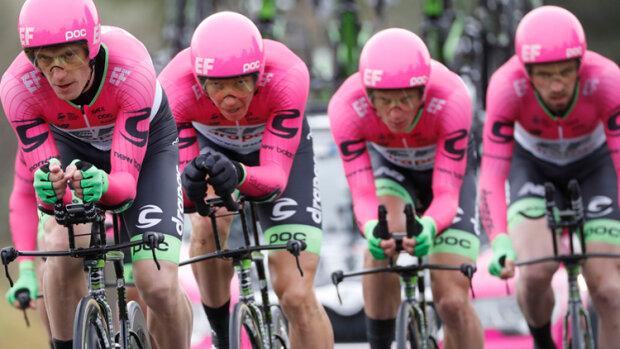 Education First s'offre une équipe de cyclisme! - © D.R.