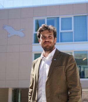 Benjamin Salah, directeur général de Human Immobilier - © D.R.